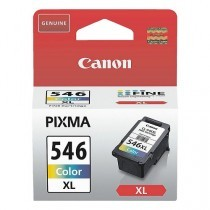 Originální cartridge Canon CL-546XL (Barevná)