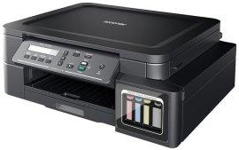 Brother DCP T 510 W (A4, USB, Wi-Fi, tisk, kopírování, skenování, tankový systém)
