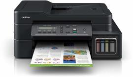 Brother DCP T 710 W (A4, USB, Wi-Fi, tisk, kopírování, skenování, tankový systém)