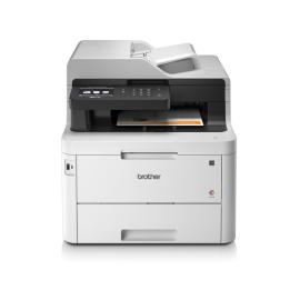 BROTHER MFC L 3770 CDW (A4, USB, Wi-Fi, DUPLEX, kopírování, skenování, faxování)