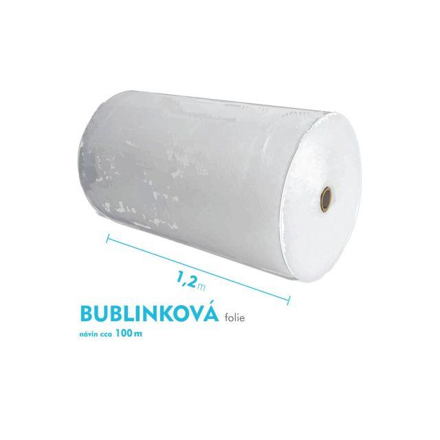Bublinková fólie - 120cm x 100m - šíře x návin