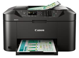 Canon MAXIFY MB 2150 (A4, USB, Wi-Fi, DUPLEX, kopírování, skenování, faxování)