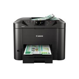 Canon MAXIFY MB 5450 (A4, duplex, USB, Wi-Fi, Ethernet, kopírování, skenování, faxování)