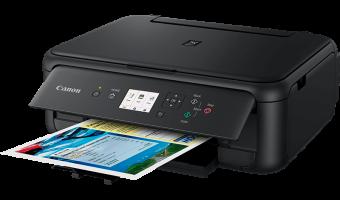 Canon PIXMA TS 5150  (USB, Wi-Fi, Bluetooth, tisk, skenování, kopírování, duplex)
