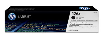 Originální toner HP 126A, HP CE310A (Černý)