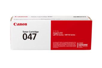 Originální toner CANON CRG-047 (Černý)
