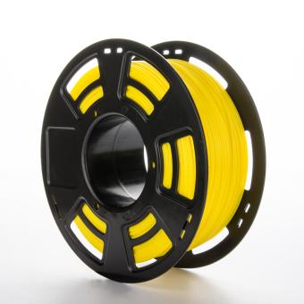 Tisková struna TPU Flexible pro 3D tiskárny, 1,75mm, 1kg, žlutá