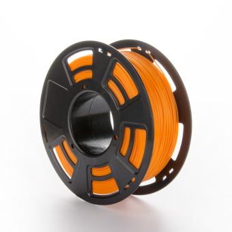 Tisková struna TPU Flexible pro 3D tiskárny, 1,75mm, 1kg, oranžová