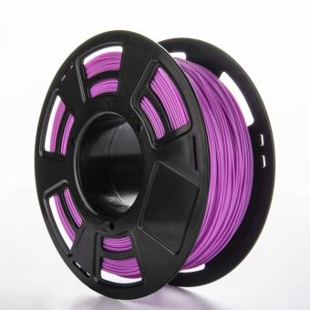 Tisková struna PLA pro 3D tiskárny, 1,75mm, 1kg, měnící barvu podle teploty z fialové na růžovou