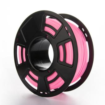 Tisková struna PLA+ pro 3D tiskárny, 1,75mm, 1kg, růžová