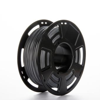 Tisková struna PLA+ pro 3D tiskárny, 1,75mm, 1kg, stříbrná