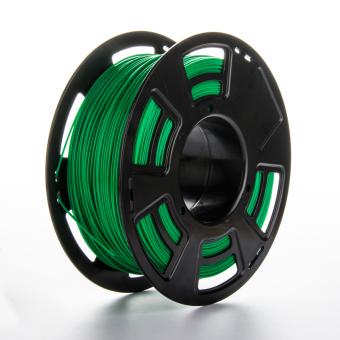 Tisková struna PLA+ pro 3D tiskárny, 1,75mm, 1kg, zelená