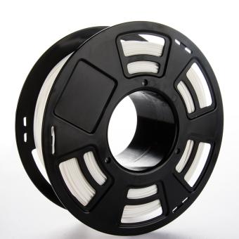 Tisková struna PLA+ pro 3D tiskárny, 1,75mm, 1kg, bílá