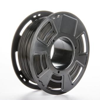 Tisková struna samozhášivé ABS pro 3D tiskárny, 1,75mm, 0.8kg, černá