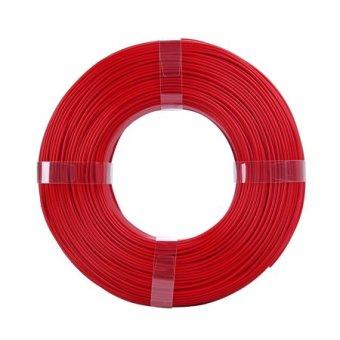 Tisková struna PLA+ pro 3D tiskárny, 1,75mm, 1kg, jasně červená
