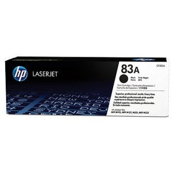 Originální toner HP 83A, HP CF283A (Černý)