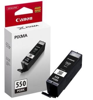 Originální cartridge Canon PGI-550BK (Černá)