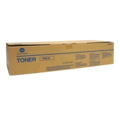 Konica Minolta originální toner TN213BK, black, 24500str., A0D7152