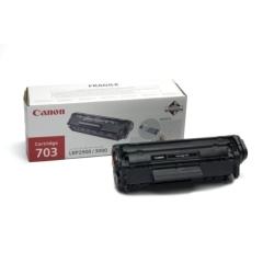 Toner do tiskárny Originální toner CANON CRG-703 (Černý)