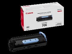Toner do tiskárny Originální toner CANON CRG-706 (Černý)