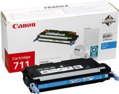 Toner do tiskárny Originální toner CANON CRG-711 C (Azurový)