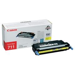 Toner do tiskárny Originální toner CANON CRG-711 Y (Žlutý)
