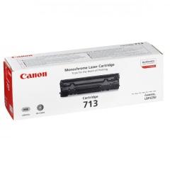 Toner do tiskárny Originální toner CANON CRG-713 (Černý)