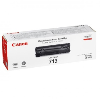 Originální toner CANON CRG-713 (Černý)
