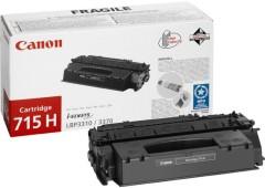 Toner do tiskárny Originální toner CANON CRG-715H (Černý)