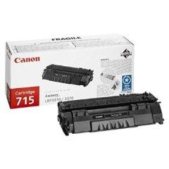 Toner do tiskárny Originální toner CANON CRG-715 (Černý)