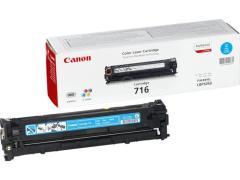 Toner do tiskárny Originální toner CANON CRG-716 C (Azurový)