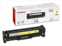 Toner do tiskárny Originální toner CANON CRG-718 Y (Žlutý)