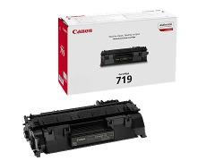Toner do tiskárny Originální toner CANON CRG-719 (Černý)