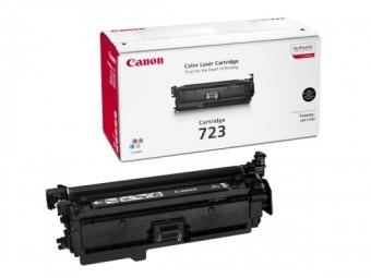 Originální toner CANON CRG-723 BK (Černý)