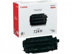 Toner do tiskárny Originální toner CANON CRG-724H BK (Černý)