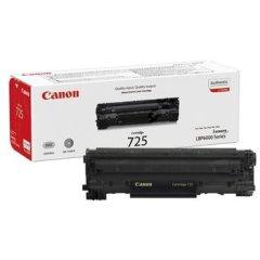 Toner do tiskárny Originální toner CANON CRG-725 (Černý)