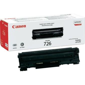 Originální toner CANON CRG-726 (Černý)