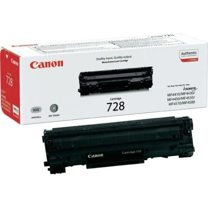 Originální toner CANON CRG-728 (Černý)
