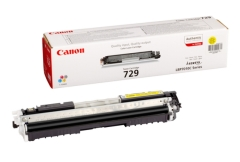 Toner do tiskárny Originální toner CANON CRG-729 Y (Žlutý)