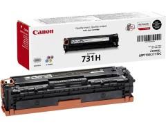 Toner do tiskárny Originální toner Canon CRG-731H BK (Černý)