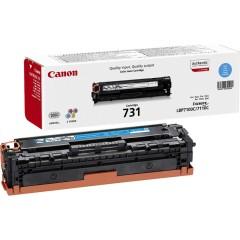 Toner do tiskárny Originální toner Canon CRG-731 C (Azurový)