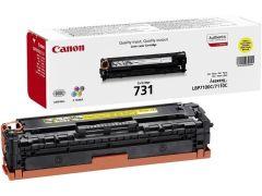 Toner do tiskárny Originální toner Canon CRG-731 Y (Žlutý)