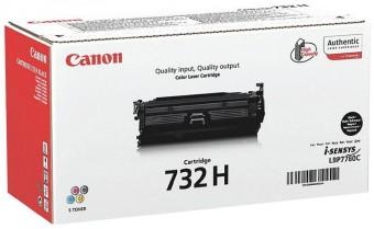 Originální toner Canon CRG-732H BK (Černý)