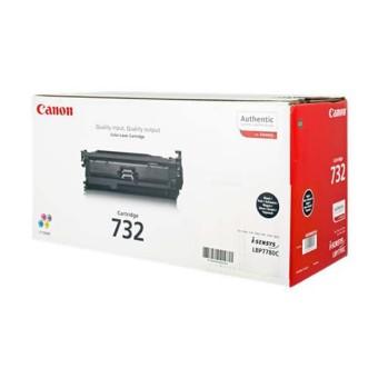 Originální toner Canon CRG-732 BK (Černý)