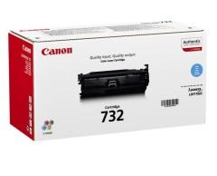 Toner do tiskárny Originální toner Canon CRG-732 C (Azurový)