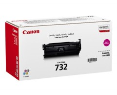 Toner do tiskárny Originální toner Canon CRG-732 M (Purpurový)