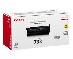 Toner do tiskárny Originální toner Canon CRG-732 Y (Žlutý)