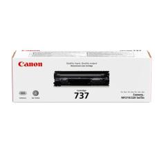 Toner do tiskárny Originální toner CANON CRG-737 (Černý)
