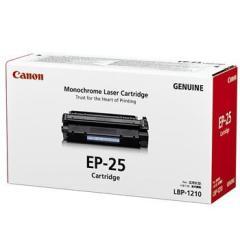 Toner do tiskárny Originální toner CANON EP-25 (Černý)