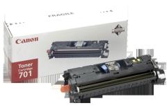 Toner do tiskárny Originální toner CANON EP-701 BK (Černý)